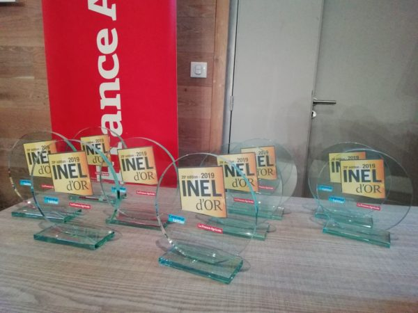 prix inel d'or remis par france agricole en 2019