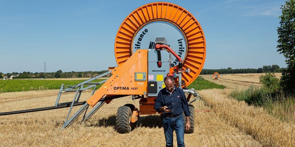4 méthodes pour piloter l'irrigation